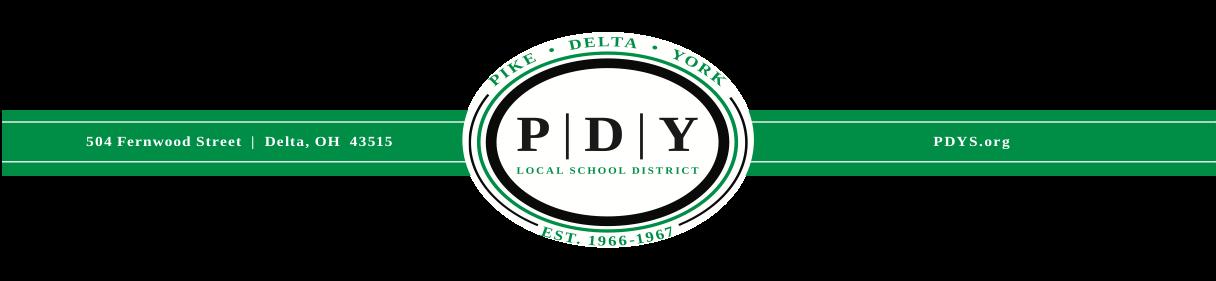 Pike Delta York letterhead logo